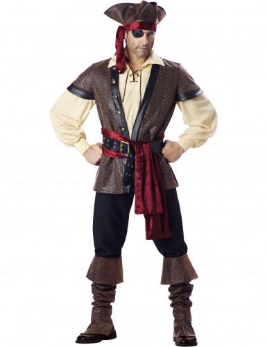 Piraten Kostüm für Herren - Deluxe
