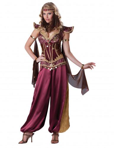Verkleidung als Wüstenprinzessin für Frauen