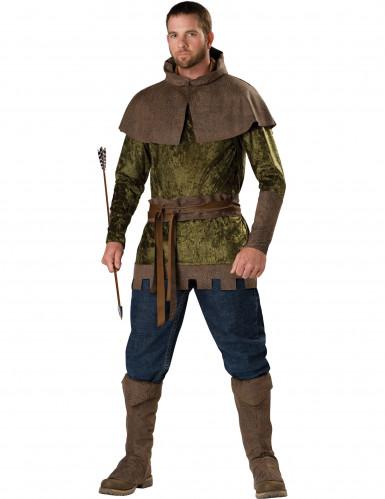 Robin Hood Kostüm für Herren - Premium