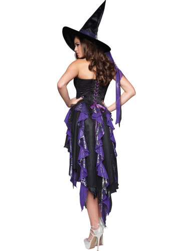 Hexen-Kostüm für Damen - Deluxe-1