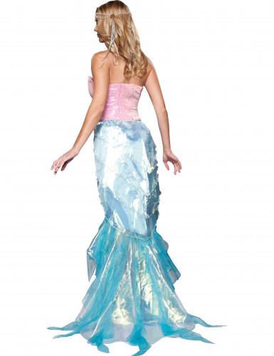 Premium Meerjungfrauen-Kostüm für Damen-1