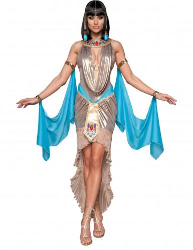 Ägyptische Königin Kostüm für Damen - Deluxe