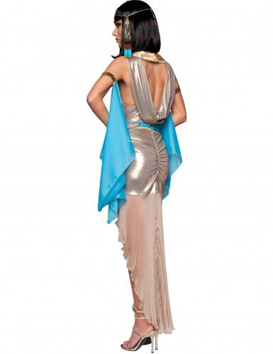 Ägyptische Königin Kostüm für Damen - Deluxe-1