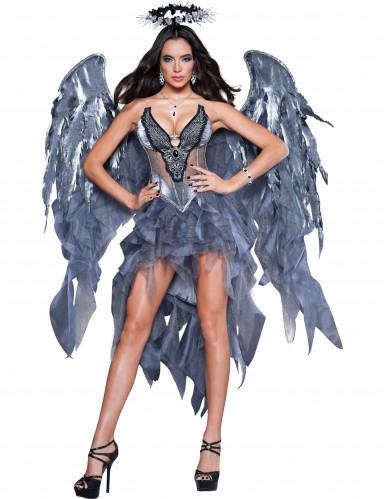 Hochwertiges teuflischer Engel Kostüm