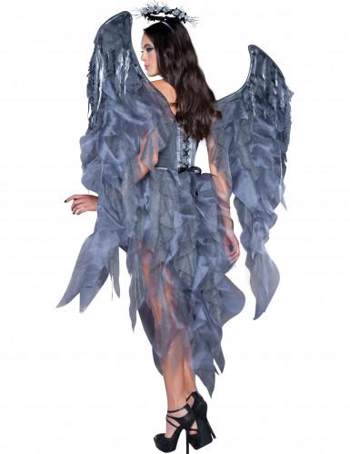 Hochwertiges teuflischer Engel Kostüm-1