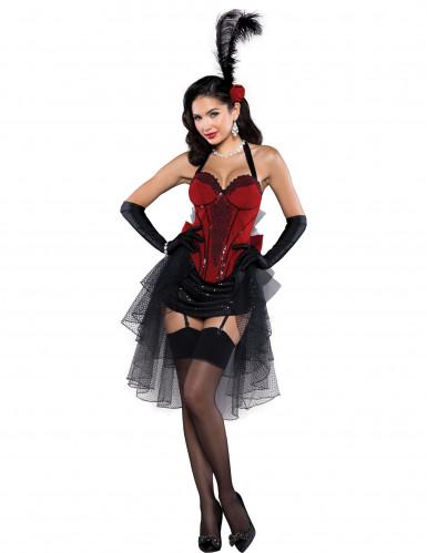 Das Premium Burlesque Damen-Kostüm