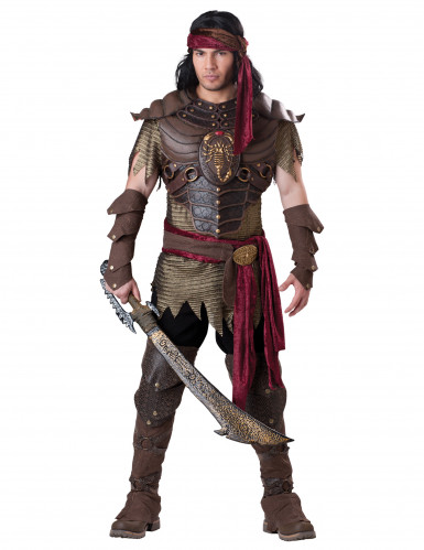 Skorpion Krieger-Kostüm für Herren - Deluxe