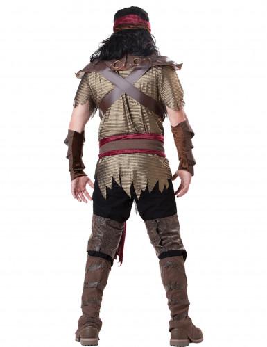 Skorpion Krieger-Kostüm für Herren - Deluxe-1