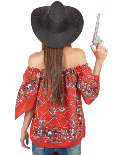 T-Shirt Cowgirl-1