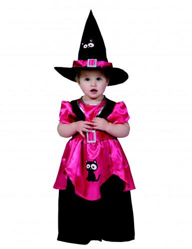 Kleine Hexe Kostüm Mädchen