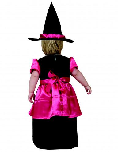 Kleine Hexe Kostüm Mädchen-1