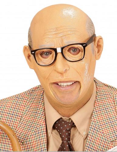 Älterer Herr Maske für Erwachsene