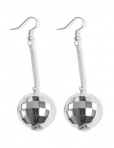 Discokugel Ohrringe für Frauen-1