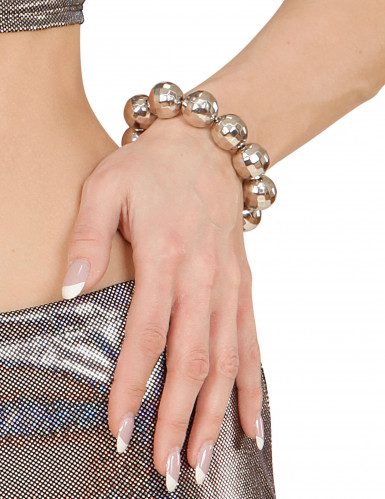 Armband mit Discokugeln