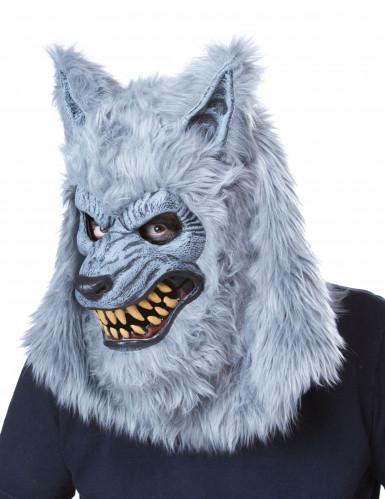 Werwolf Kostüm mit Ani-Motion Maske für Erwachsene-1
