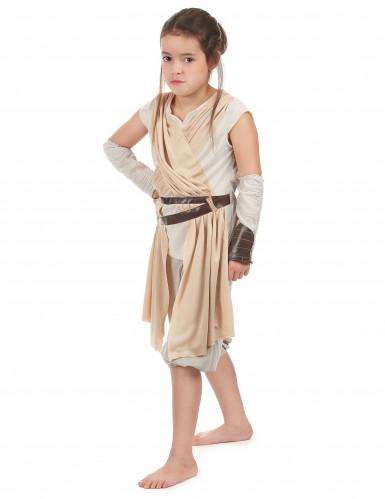 Rey Kostüm für Mädchen - Star Wars VII™ - hochwertig-1