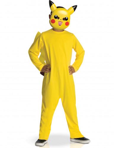 Kostüm Klassischer Pokemon Pikachu für Kinder