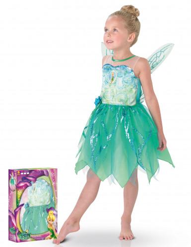 Deluxe Kostüm Tinkerbell Pixie mit Geschenkbox
