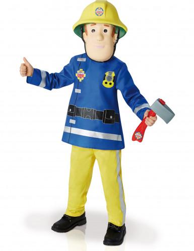 Feuerwehrmann Sam™ Kostüm für Kinder