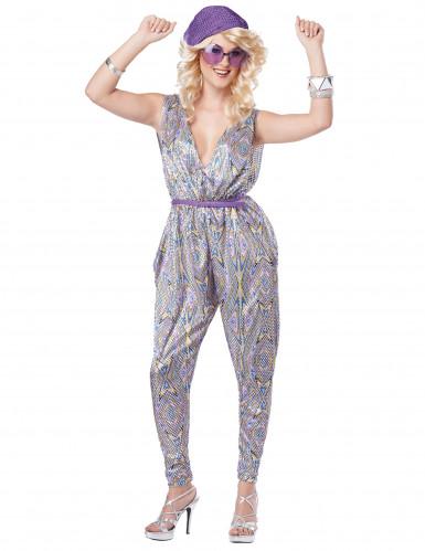 Disco-Fever-Kostüm für Frauen