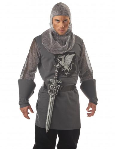 Ritter mit Schwert-1