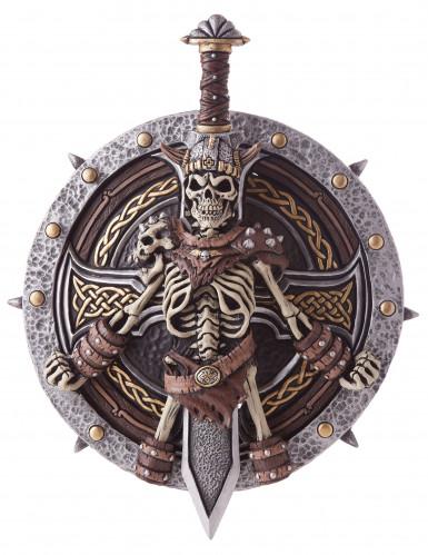 Wikinger Schild und Schwert