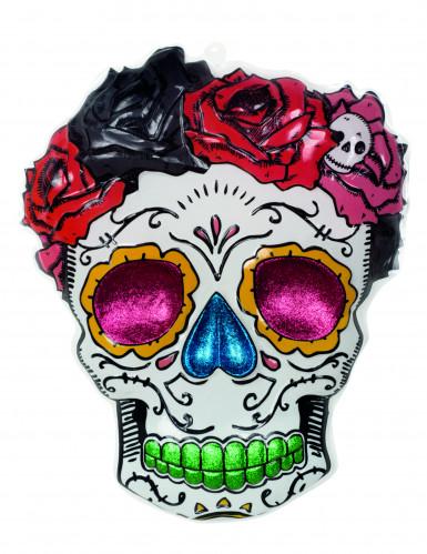 Frau Skelett Dekoration für Halloween