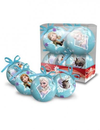 4 Weihnachtskugeln mit Disneys Eiskönigin™