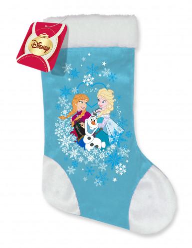Weihnachtlicher Satinstrumpf Die Eiskönigin™