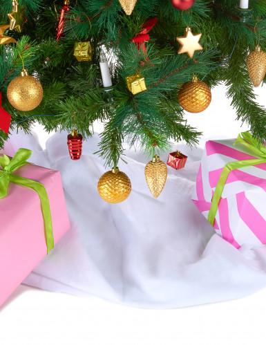 Schneeteppich für die Weihnachtsdeko-1