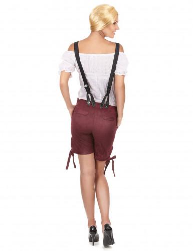 Wunderschönes Tiroler-Kostüm für Damen-2
