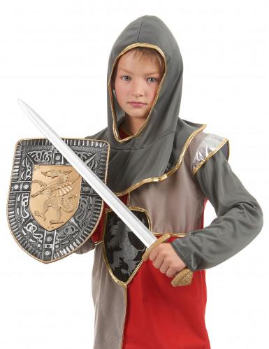 Ritter Set mit Schwert und Schild für Kinder-2