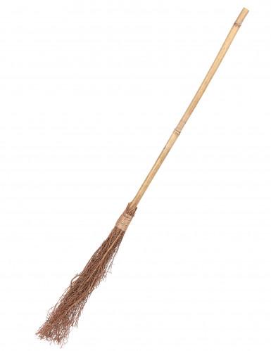 Hexenbesen aus Bambus - 88 cm