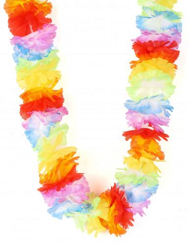 Mehrfarbige Hawaii-Halskette