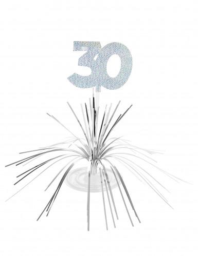 Tischdekoration zum 30. Geburtstag