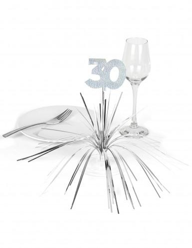 Tischdekoration zum 30. Geburtstag-1