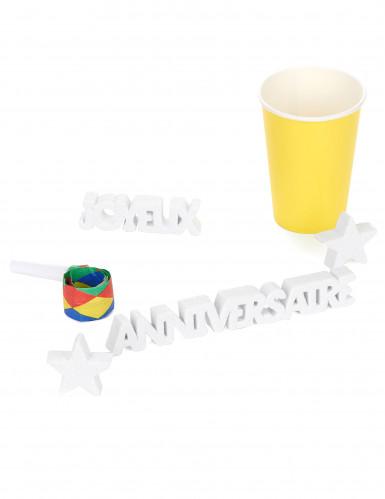 Tischdekoration Happy Birthday-1