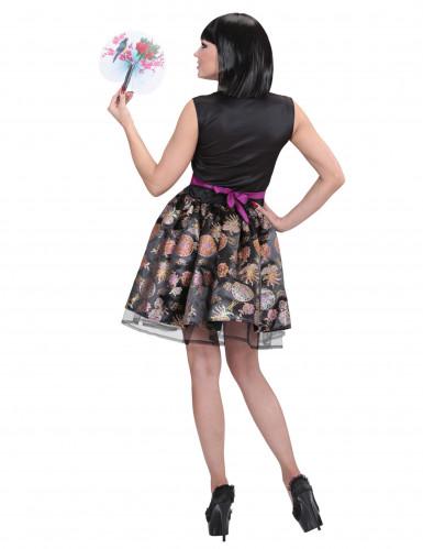 Chinesin-Kleid als Kostüm für Damen-1