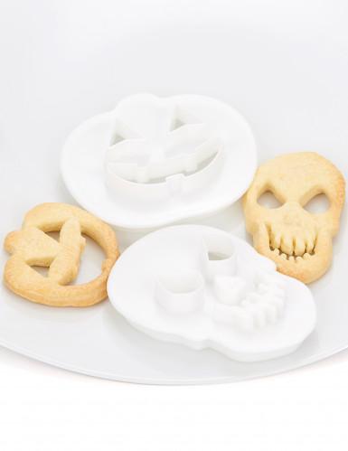 2 Halloween-Ausstechförmchen doppelseitig-2