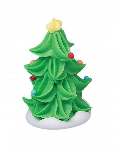 Kleiner Weihnachtsbaum aus Zucker 18,1 g