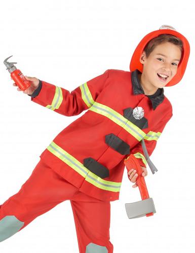 Feuerwehrmann Set für Kinder-1