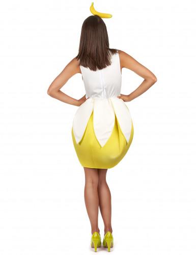 Bananenkostüm Damen-2