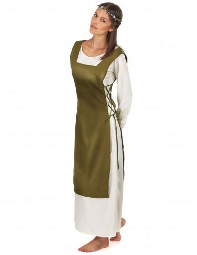 Mittelalterliche Bäuerinnen Kostüm-1