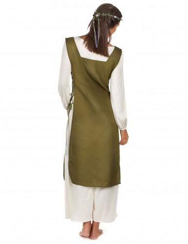 Mittelalterliche Bäuerinnen Kostüm-2
