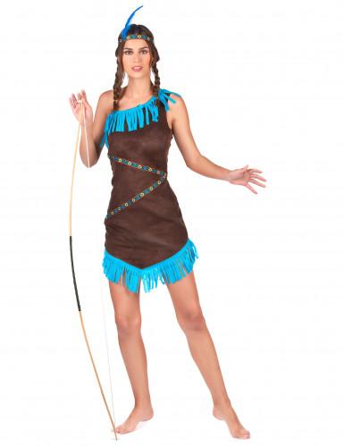 Indianerinnen Kostüm