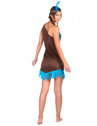 Indianerinnen Kostüm-1