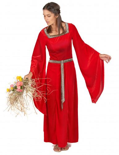 Mittelalterliches Kostüm Damen-1