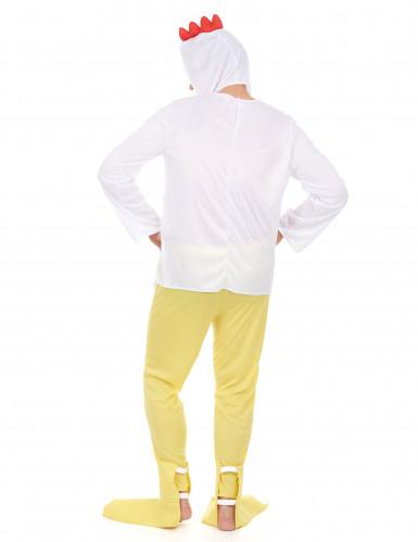 Hahnen Kostüm für Erwachsene-3
