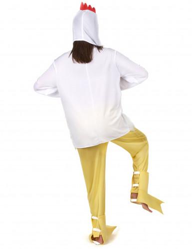 Hahnen Kostüm für Erwachsene-4