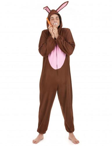 Hase-Kostüm für Herren